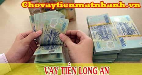 Vay tiền Long An