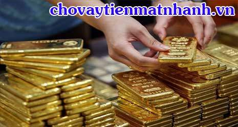 Giá vàng biến động khá mạnh trong một ngày