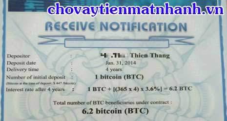 Suýt mất tiền trăm triệu vì trò lừa thừa kế Bitcoin