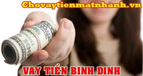 Vay tiền Bình Định