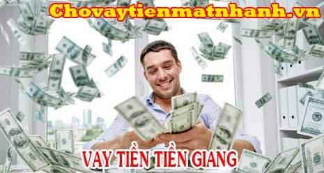 Vay tiền nhanh ở Tiền Giang