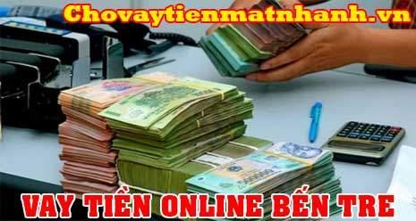 Vay tiền online Bến Tre