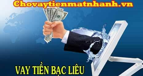 Vay tiền không thế chấp tài sản tại Bạc Liêu