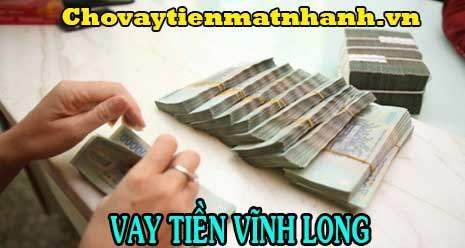 Vay tiền Vĩnh Long