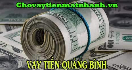 Vay tiền Quảng Bình