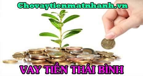Vay tiền Thái Bình
