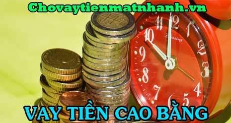 Vay tiền Cao Bằng