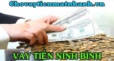 Vay tiền Ninh Bình nhận tiền qua chuyển khoản