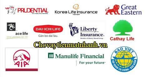 Vay tiền theo hợp đồng bảo hiểm nhân thọ trả góp hàng tháng