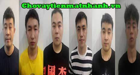 Bắt băng nhóm Trung Quốc cho vay lãi nặng tại TPHCM