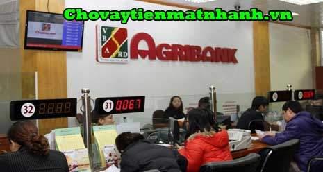 Vay tín chấp ngân hàng Agribank
