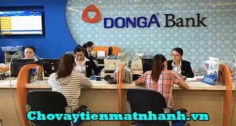 Vay tín chấp ngân hàng Đông Á