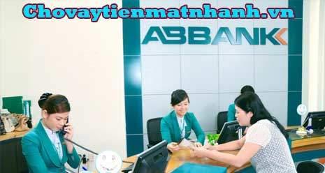 Vay tín chấp ngân hàng An Bình