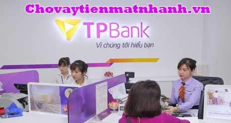 Vay tín chấp ngân hàng Tiên Phong