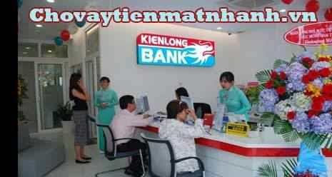Vay tín chấp ngân hàng Kiên Long