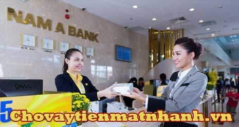 Vay tín chấp ngân hàng Nam Á