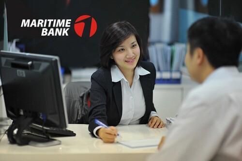 Maritimebank có chi nhánh toàn quốc