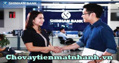Vay tín chấp ngân hàng Shinhan