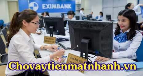 Vay tín chấp ngân hàng Eximbank