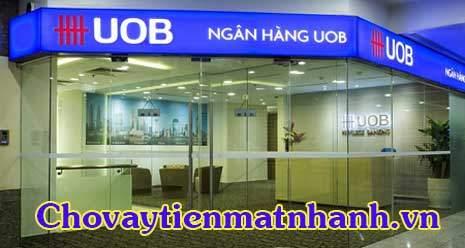 Vay tín chấp ngân hàng UOB Việt Nam