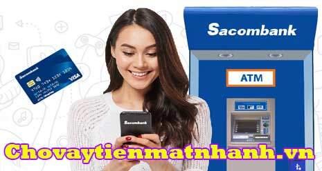 Vay ATM online nhận tiền chuyển khoản qua thẻ