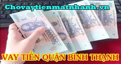Vay tiền quận Bình Thạnh uy tín nhất TPHCM
