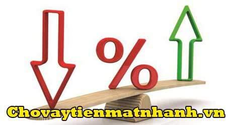 Lãi suất tái chiết khấu khác lãi suất vay chiết khấu
