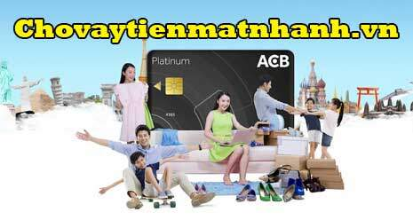 Hướng dẫn đăng ký và làm thẻ visa ACB
