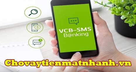 Cách đăng ký SMS Banking Vietcombank