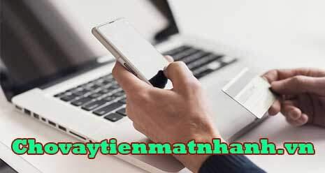 Vay nhanh 24h online nhận tiền qua chuyển khoản