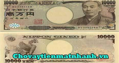 10.000 Yên Nhật = 1 Man Nhật