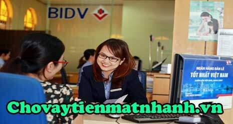 Lãi suất ngân hàng BIDV mới nhất