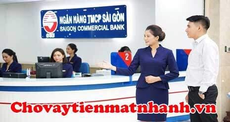 Vay tín chấp ngân hàng SCB