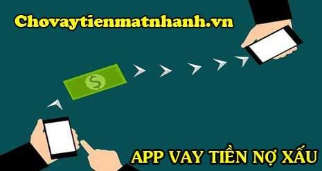 Vay qua app nhận tiền giải ngân qua chuyển khoản
