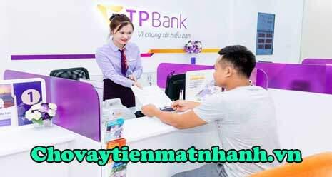 Ngân hàng TPbank cho vay trả góp lãi suất 15%-17%/năm