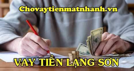 Vay tiền tại Lạng Sơn có nợ xấu