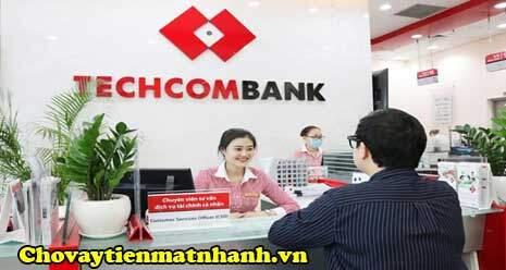 Lãi suất vay ngân hàng Techcombank