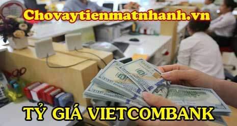 Tỷ giá Vietcombank hôm nay 20/10/2021