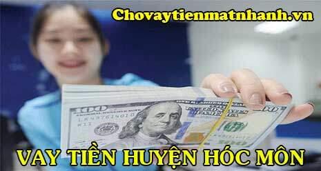 Vay tiền Hóc Môn chỉ cần CMND