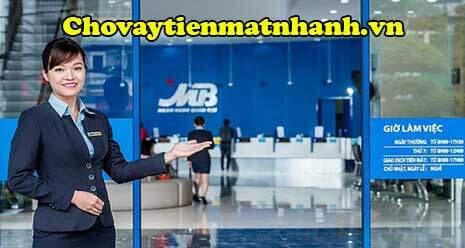 Lãi suất ngân hàng MBbank