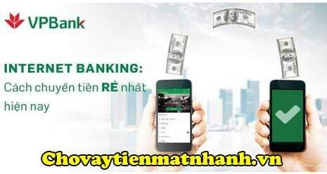 Phí chuyển tiền VPbank