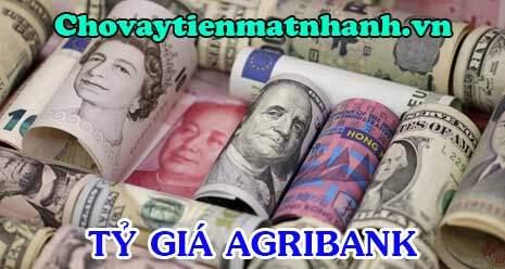 Tỷ giá Agribank