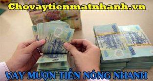 Vay mượn tiền nóng nhanh?