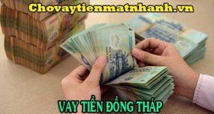 Vay tiền Đồng Tháp