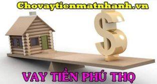 Vay tiền Phú Thọ