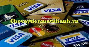 Vay tiền theo thẻ tín dụng cá nhân