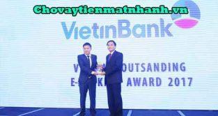 Vay tín chấp ngân hàng Vietinbank