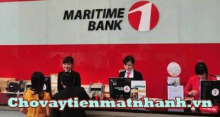 Vay tín chấp ngân hàng Maritime Bank