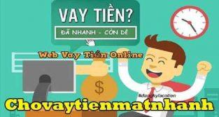 Các trang vay tiền online uy tín