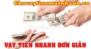 Vay tiền nhanh đơn giản